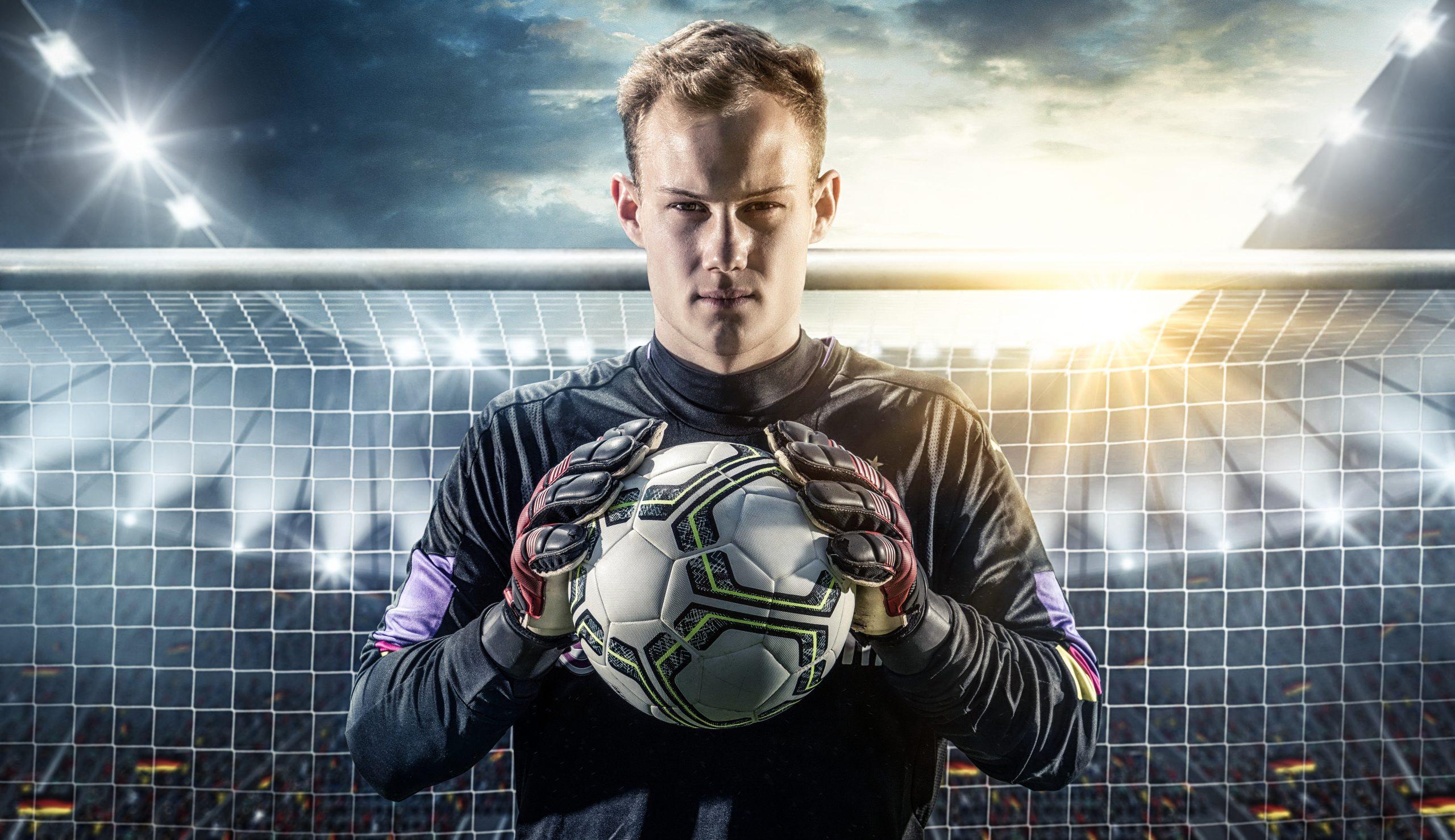 Lateralidad y Porteros de Fútbol